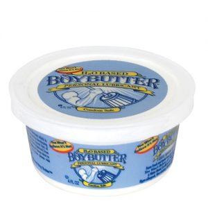 Boy butter h2o base - 4 oz tub