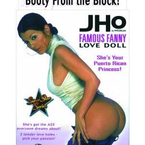 J ho love doll